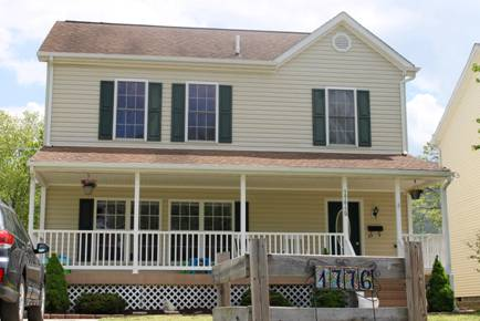 Lovely Home, Fresh, clean, move in ready. walking distance to SVU. Nice large rooms, private back yard and covered front porch. Off street parking.